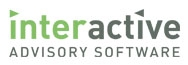 Interactive Advisory Software